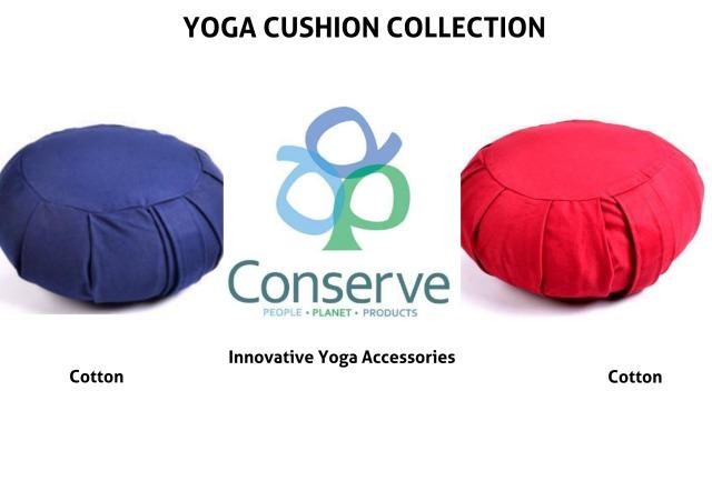 Yoga cushion 3